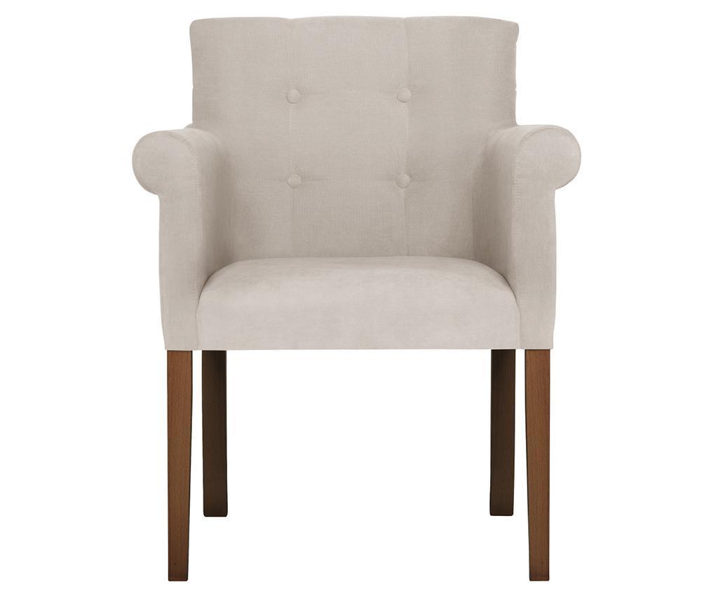 Set 2 scaune Flacon Brown White