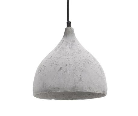 Závesná lampa Cento Grey