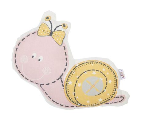 Perna decorativa Cute Snail 28x30 cm