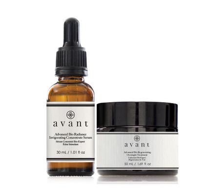 Anti-Ageing Complexe Skin Renew Öregedésgátló arcszérum és éjszakai arckrém