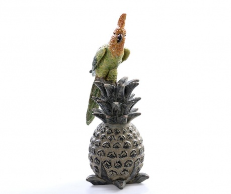 Ukras Parrot on Pineapple