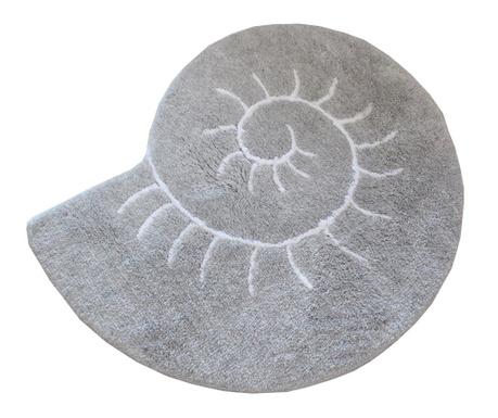 Helix  Grey Fürdőszobai szőnyeg 90x90 cm