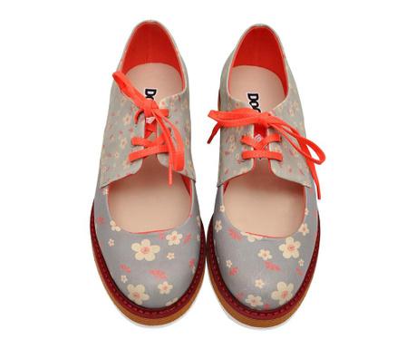 Pantofi dama Flowers