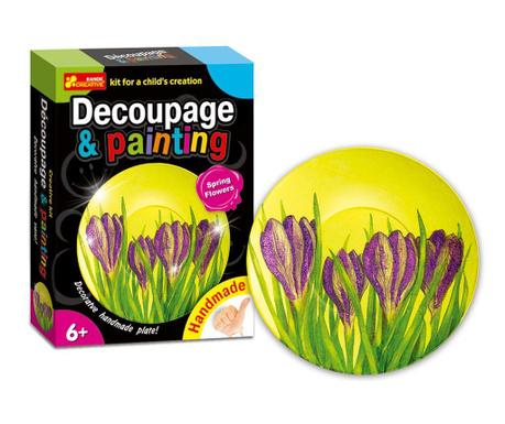 Hra maľovanie Spring Flowers