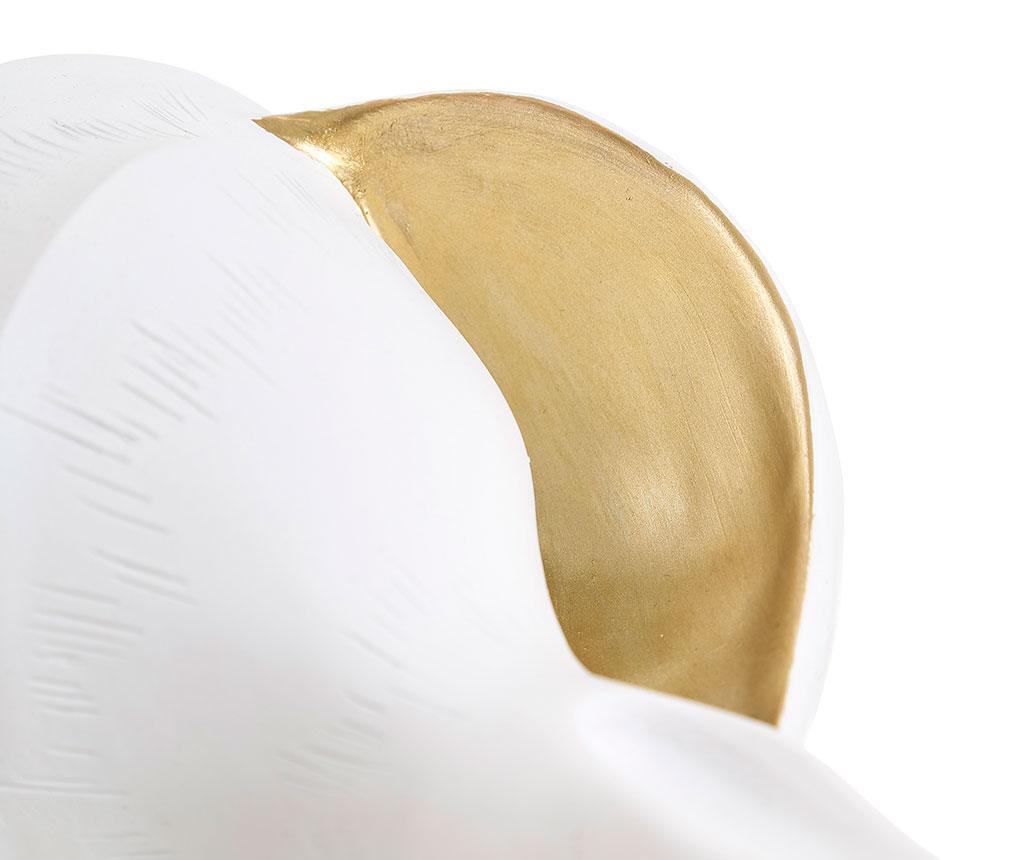 Dekoracija Sea Shell Long Gold