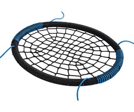 Houpačka Nest Oval Blue