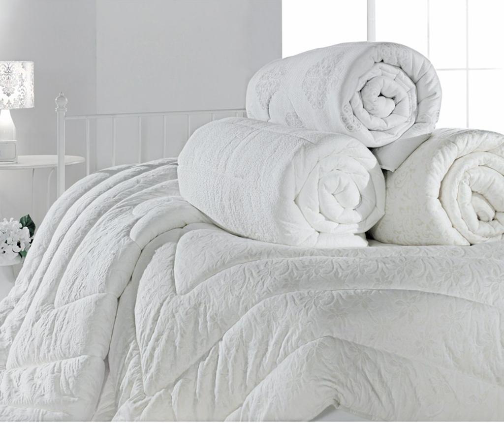 Poplun Harem White 155x215 cm