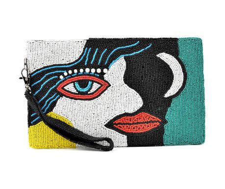 Clutch torbica Picasso