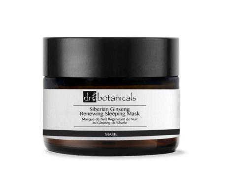Noćna maska za lice Siberian Ginseng Renewing 50 ml