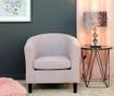 Fotelj Verdensa Pink