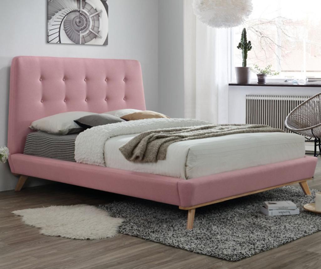 Pat Dalia Pink 160x200 cm