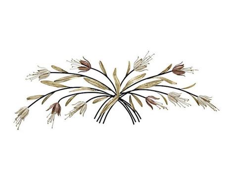 Decoratiune de perete Flowers