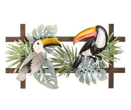 Nástěnná dekorace Toucan