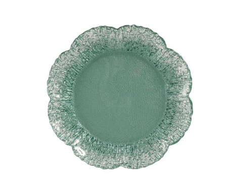 Πιάτο για επιδόρπιο Corolia Sea Green