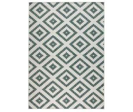 Venkovní koberec Reversible Twin Rustic Green