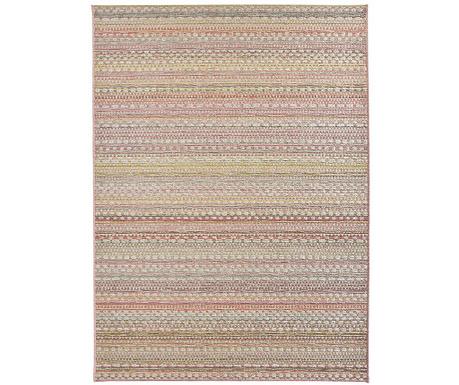 Venkovní koberec Lotus Knit Gold Rose 160x230 cm