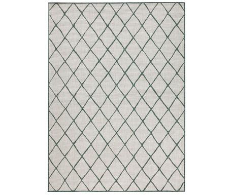 Venkovní koberec Reversible Twin Classic Green