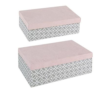 Комплект 2 кутии за бижута Harriet