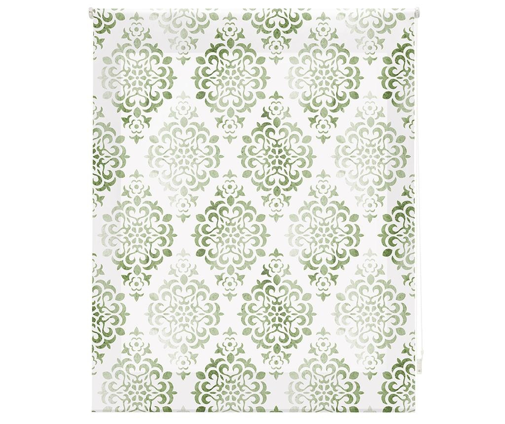 Rolo zastor Toulouse Green 140x250 cm
