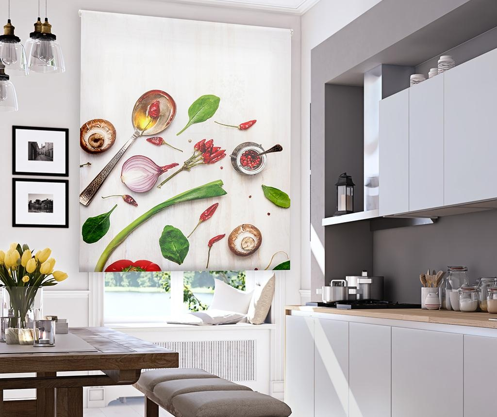 Spices & Flavours Roletta 120x180 cm