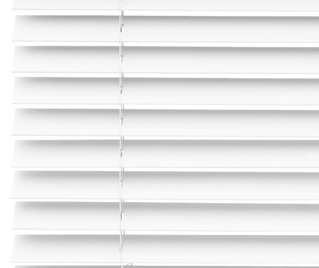 Venetian Aluminum White Reluxa 90x180 cm