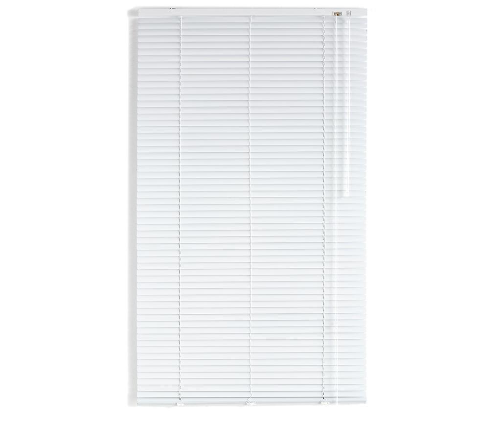Venetian Aluminum White Reluxa 100x250 cm