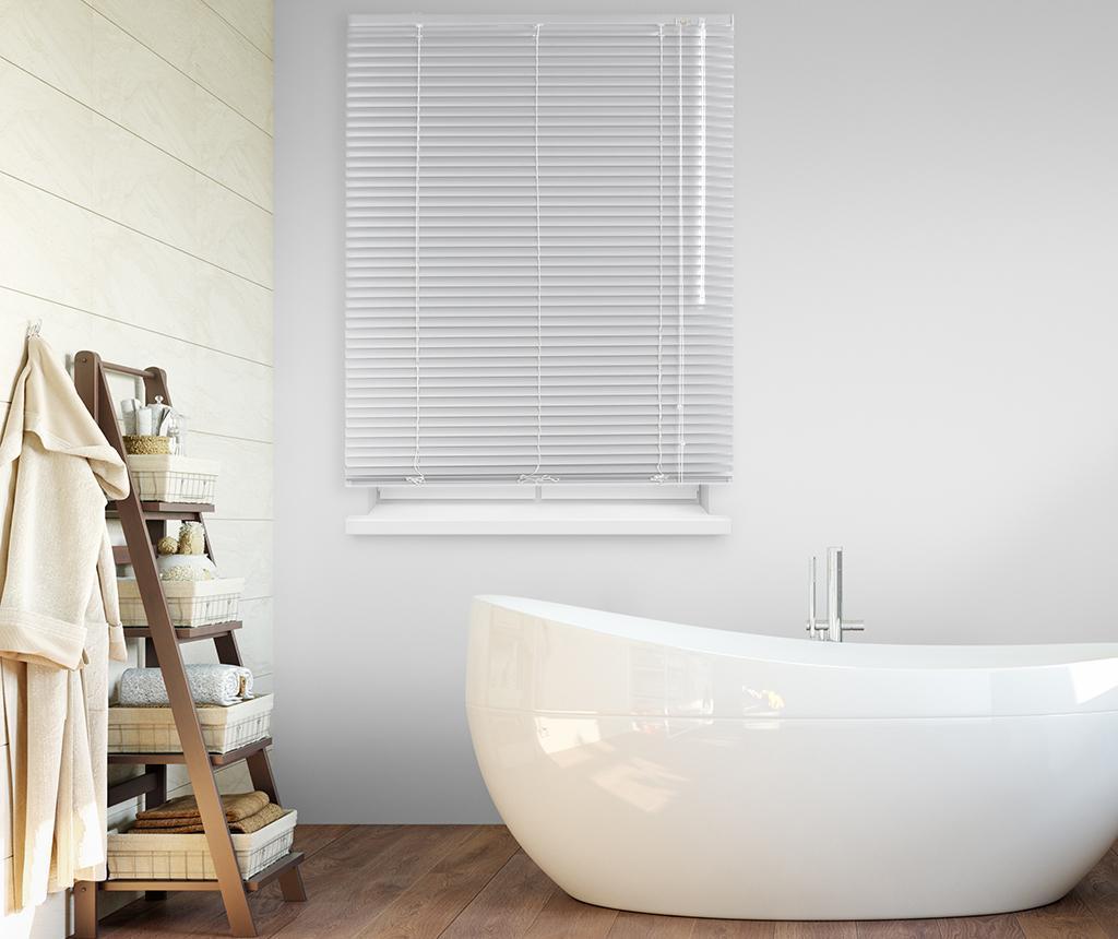 Venetian Aluminum White Reluxa 150x180 cm