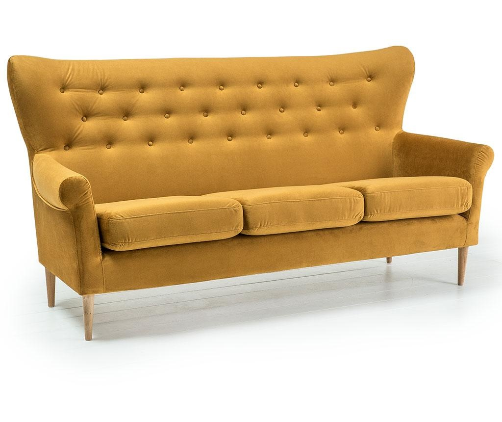 Kauč trosjed Amelie Golden