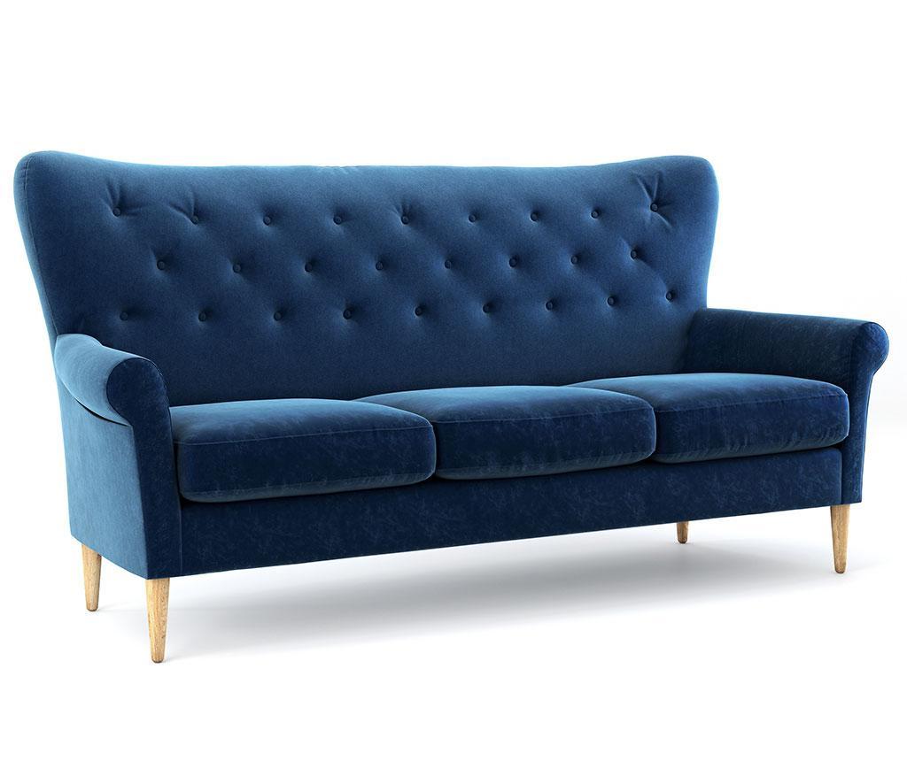 Kauč trosjed Amelie Navy Blue