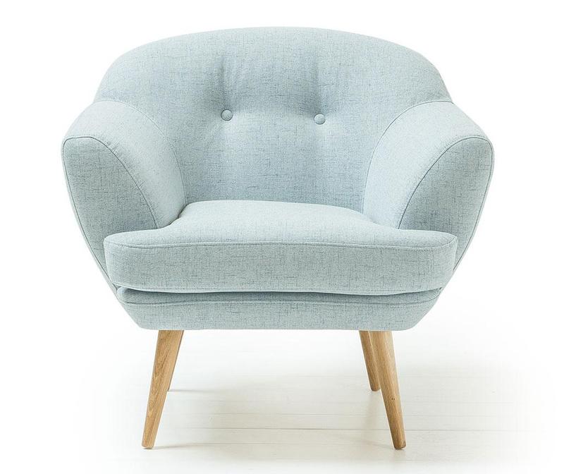 Fotelj Elsa Aura Aqua