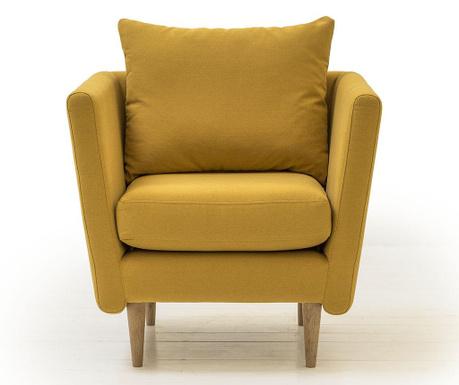 Joleen Mustard Fotel