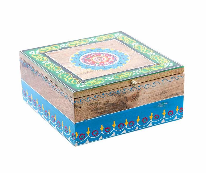 Krabica s vekom Petra