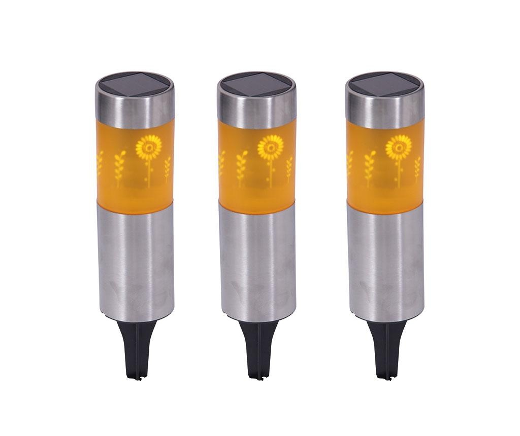 Hive 3 db Napelemes lámpa