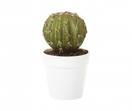 Umetna lončnica Cactus Round