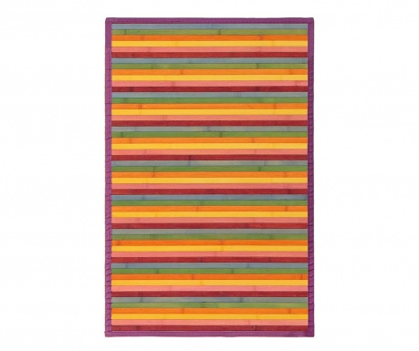Covor tip pres Mimosa Multistripes 60x90 cm