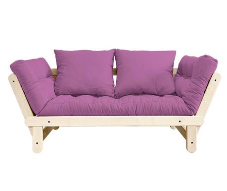 Sofa rozkładana Beat Natural Taffy Pink