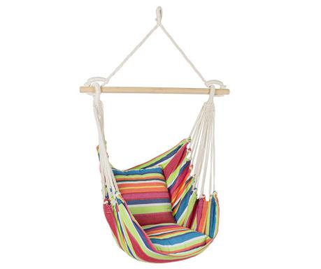 Krzesło typu hamak Livia