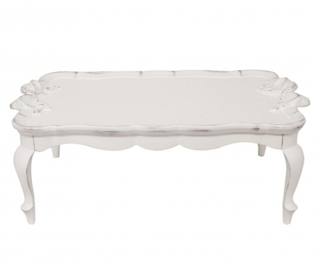 Stolik do kawy Bianca Antique White