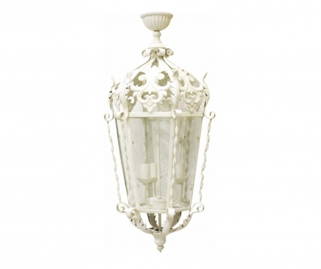 Lampa sufitowa Fausta Antique Cream