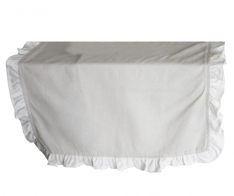 Stredový obrus Chantal Light Dove Ivory 45x150 cm