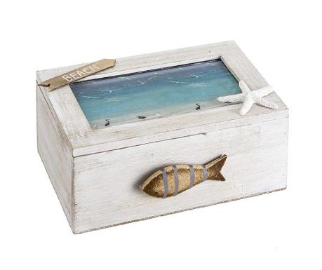 Sea Life Doboz fedővel