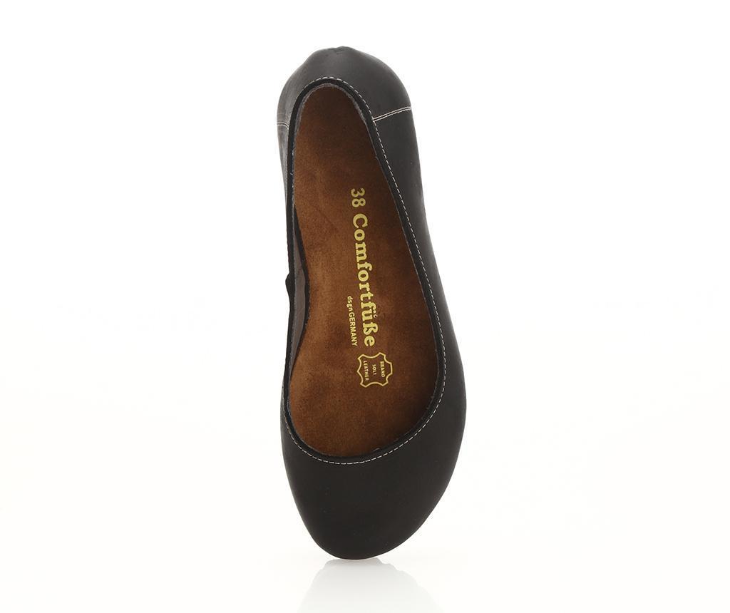 Velda Black Női balerina cipő 39