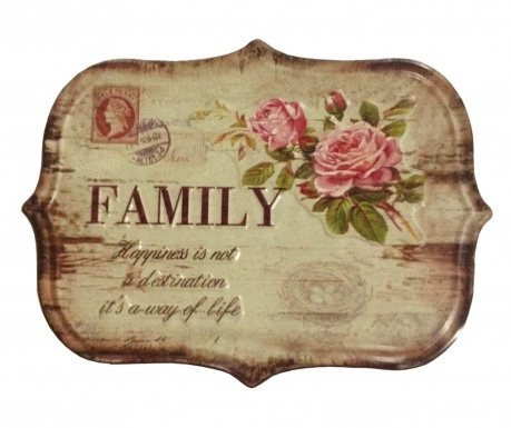 Decoratiune de perete Family