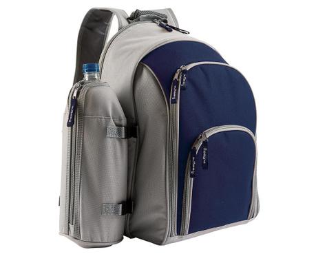 Plecak z wyposażeniem piknikowym dla 4 osób Relax