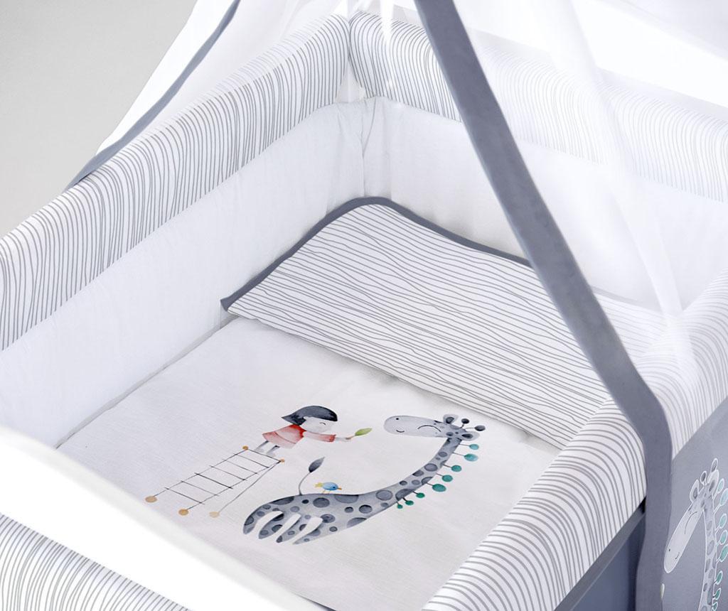 Set krevetić sa baldahinom i dodacima Sophie