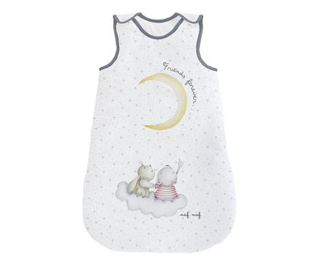 Sac de dormit pentru copii Rabbit & Moon 0-6 luni