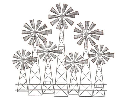 Nástěnná dekorace Windmill