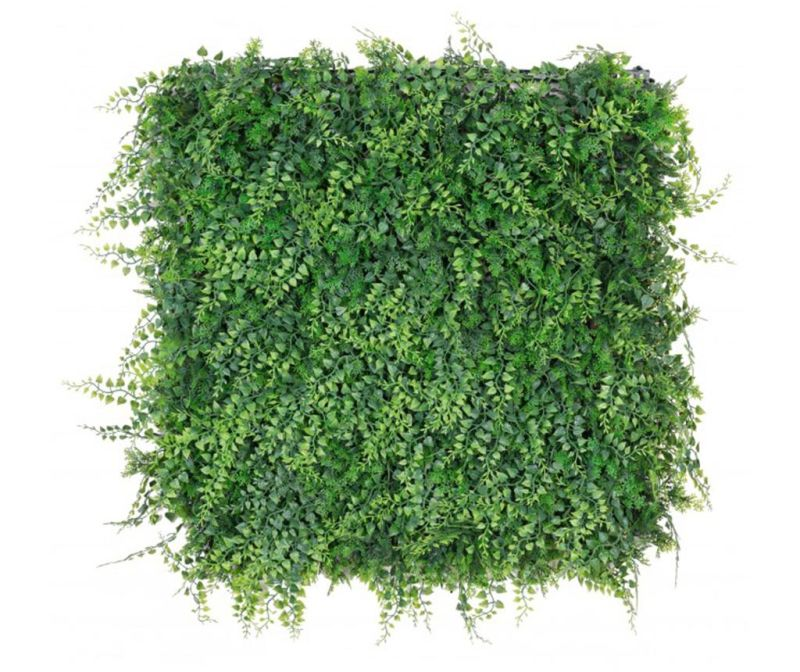 Vrtna umetna lončnica Green Wall 50x50 cm