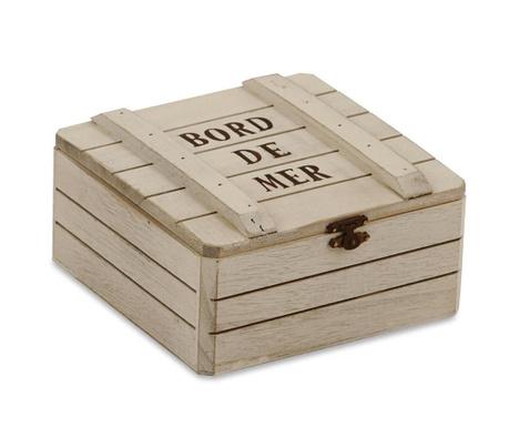 Pudełko z pokrywką Bord de Mer