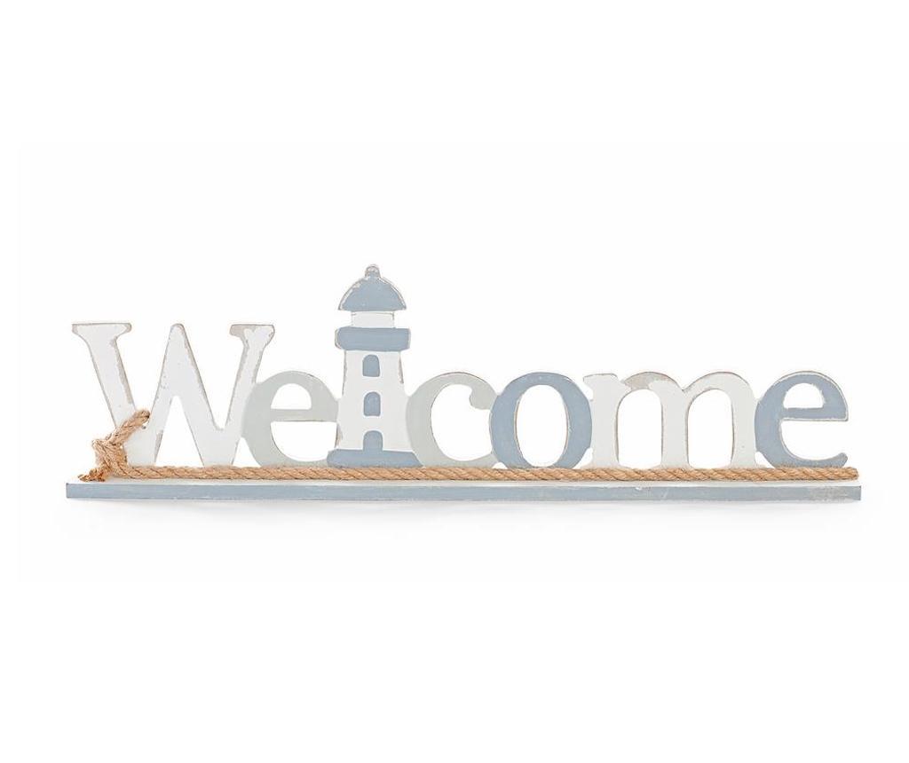 Dekoracija Welcome Lighthouse